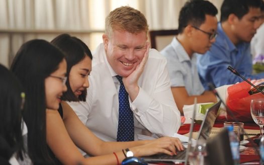 How do foreigners own properties in Vietnam?