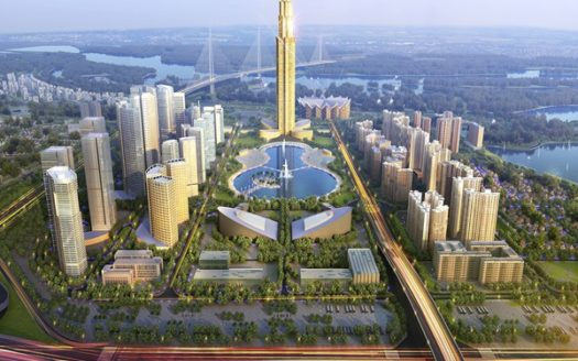 Smart City Dong Anh Project