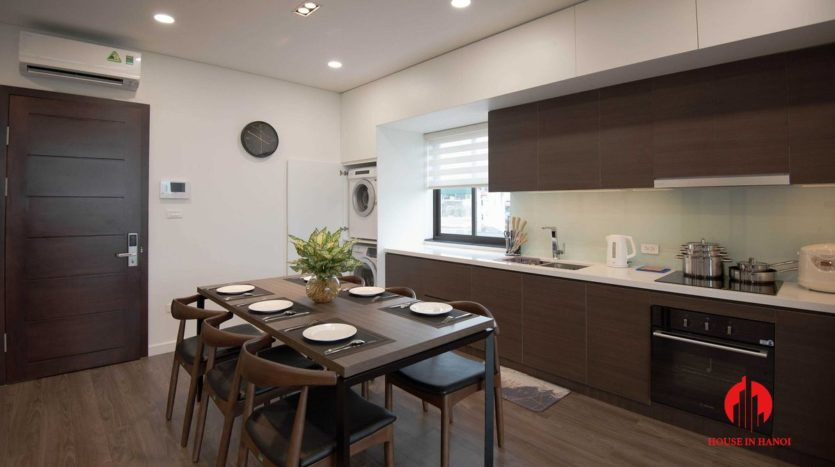 apartment for rent on trinh cong son 7