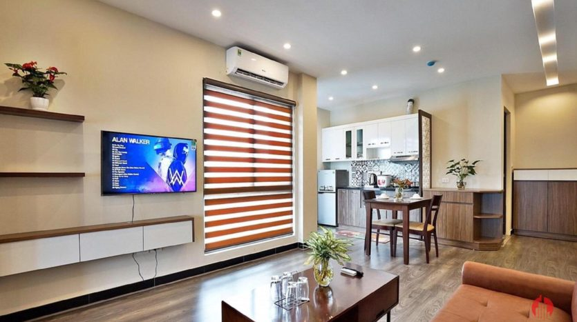 serviced apartment on nhat chieu 3