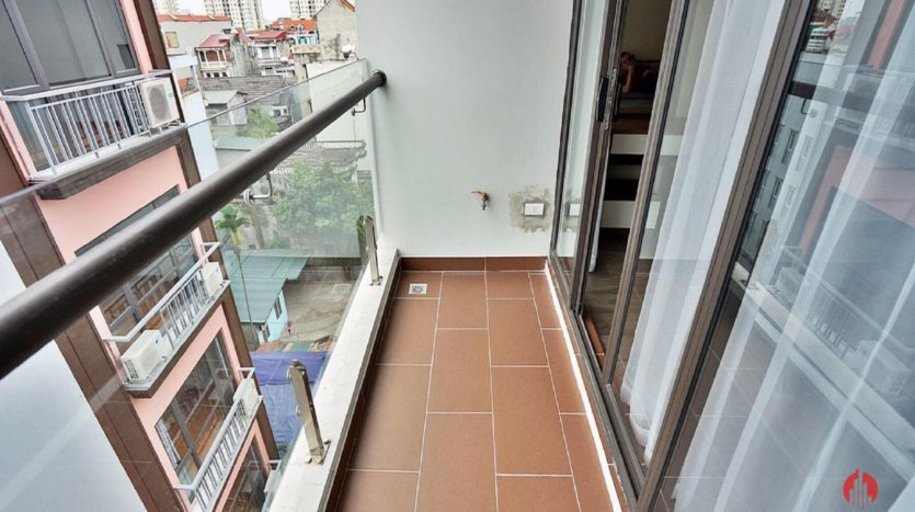 serviced apartment on nhat chieu 4