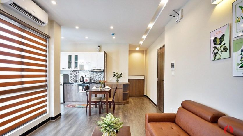 serviced apartment on nhat chieu 5