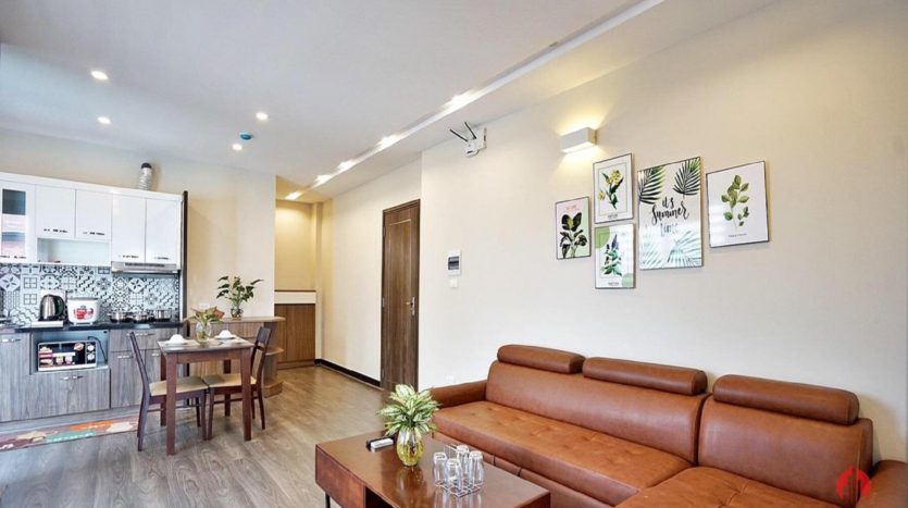 serviced apartment on nhat chieu 6