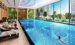 swimming pool xuan thuy plaza