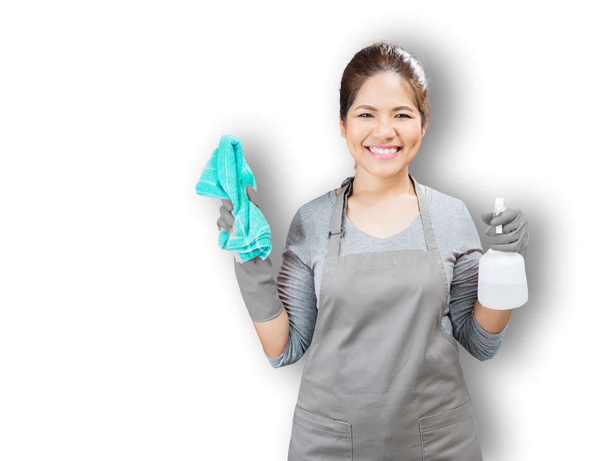 Cleaning service in Hanoi