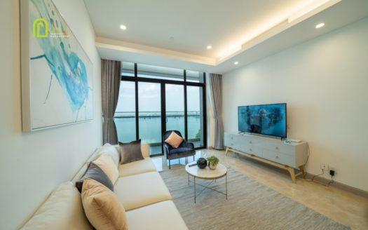 apartment in sun grand thuy khue