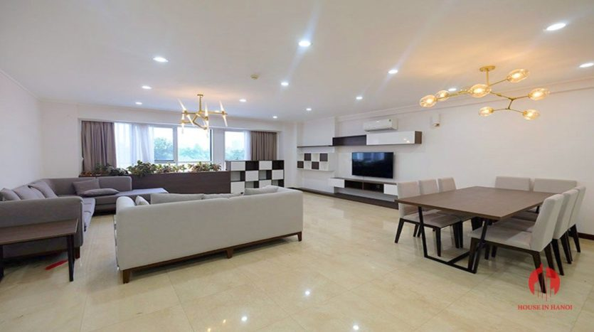 267m2 apartment in ciputra