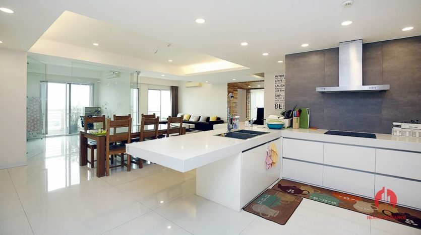 apartment in ciputra with nice kitchen 4
