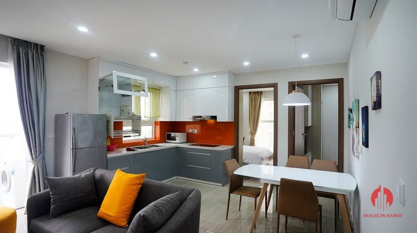 pretty 2 bedroom in the link ciputra 1