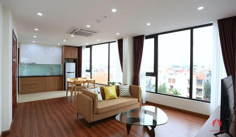 2 bedroom apartment on nhat chieu 1