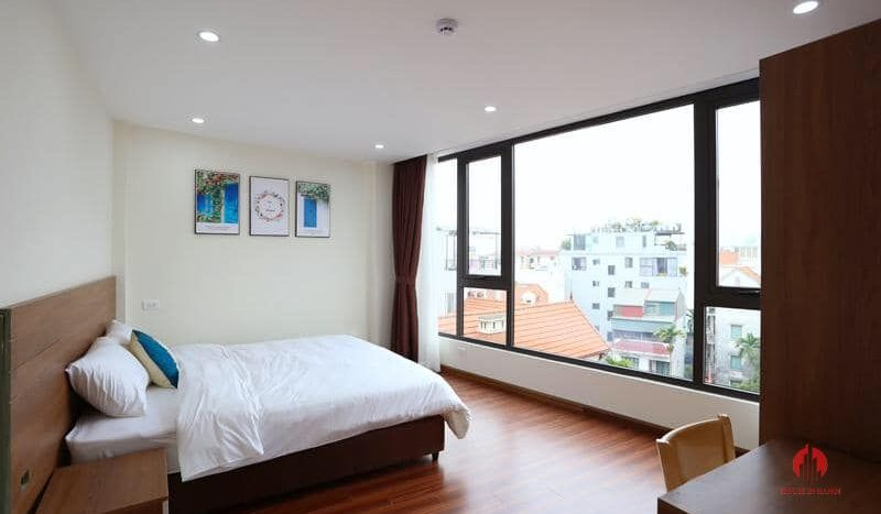 2 bedroom apartment on nhat chieu 14