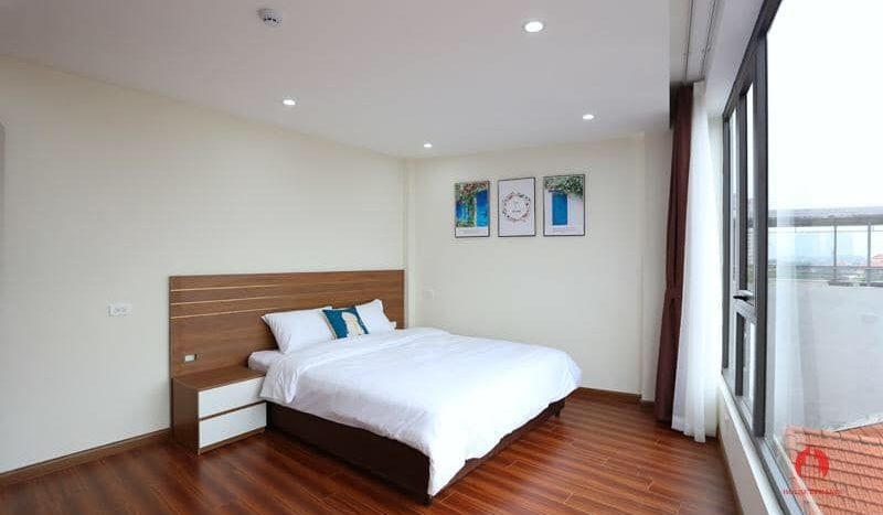 2 bedroom apartment on nhat chieu 16