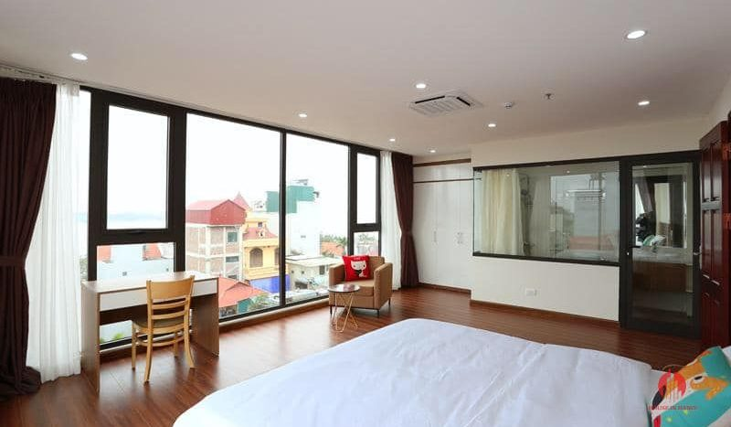 2 bedroom apartment on nhat chieu 4