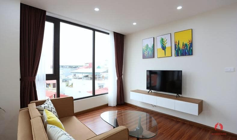 2 bedroom apartment on nhat chieu 5