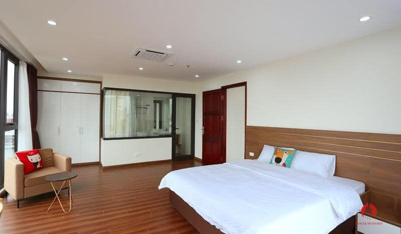 2 bedroom apartment on nhat chieu 8