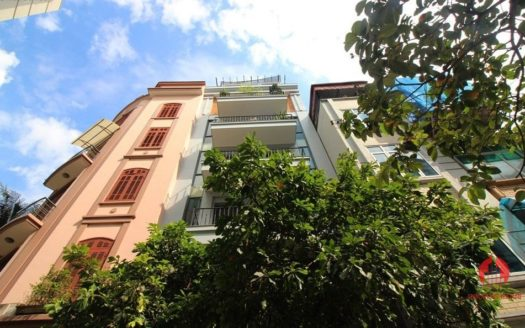 7 storey house for rent in tay ho 1