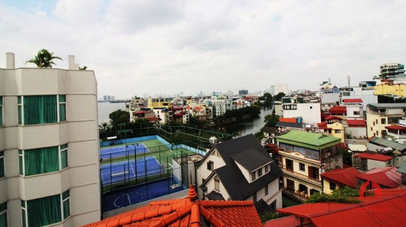 7 storey house for rent in tay ho 25