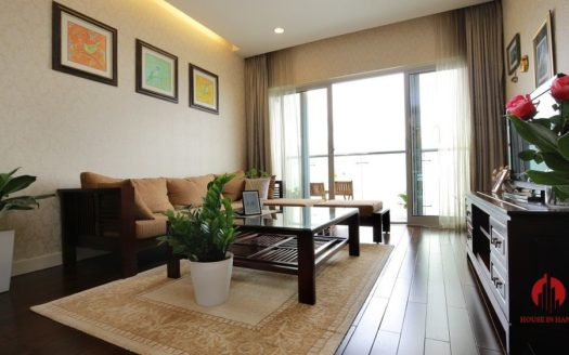 apartment for rent near Diplomatic Corps Van Phuc