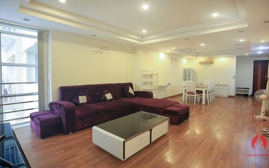 apartment for rent in g2 ciputra low floor 13