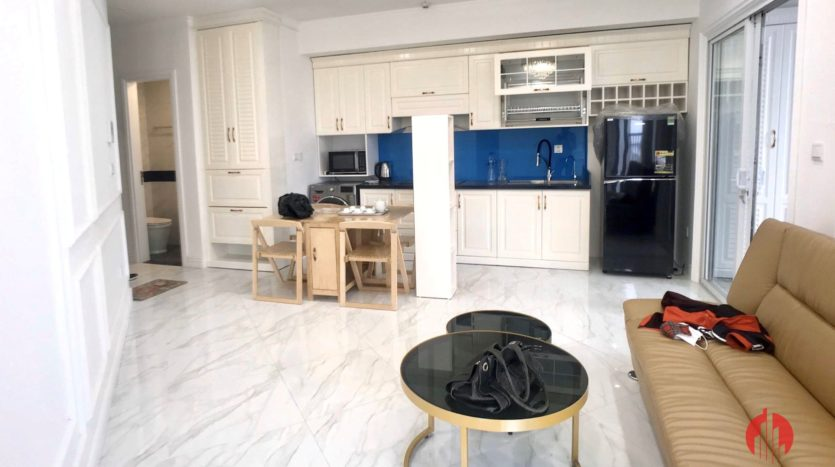 apartment for rent near lotte mall tay ho 11