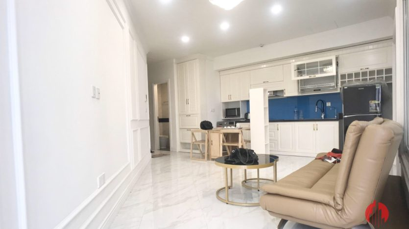 apartment for rent near lotte mall tay ho 3