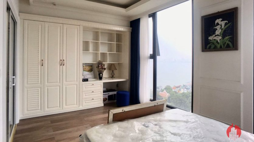 apartment for rent near lotte mall tay ho 4