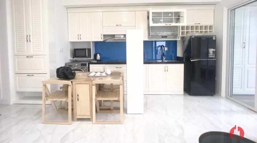 apartment for rent near lotte mall tay ho 7