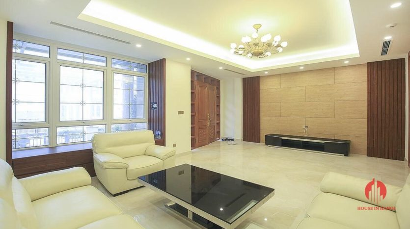full furnished villa for rent in k block ciputra 25