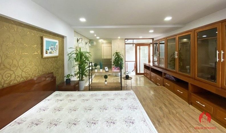 garden house for rent in tay ho 13