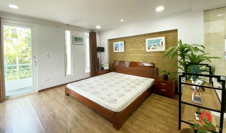 garden house for rent in tay ho 14