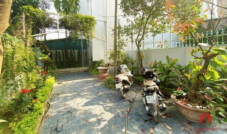 garden house for rent in tay ho 17