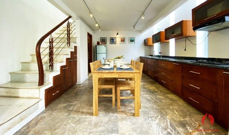 garden house for rent in tay ho 6