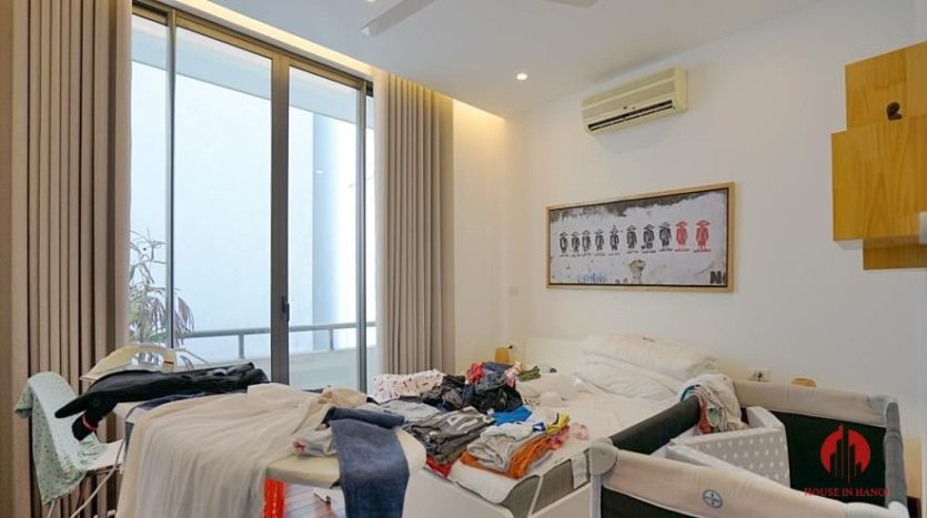 house for rent in swimming pool in tay ho 1