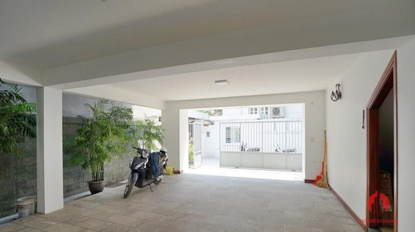 house for rent in swimming pool in tay ho 11