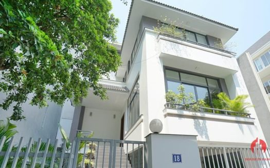 house for rent in swimming pool in tay ho 23
