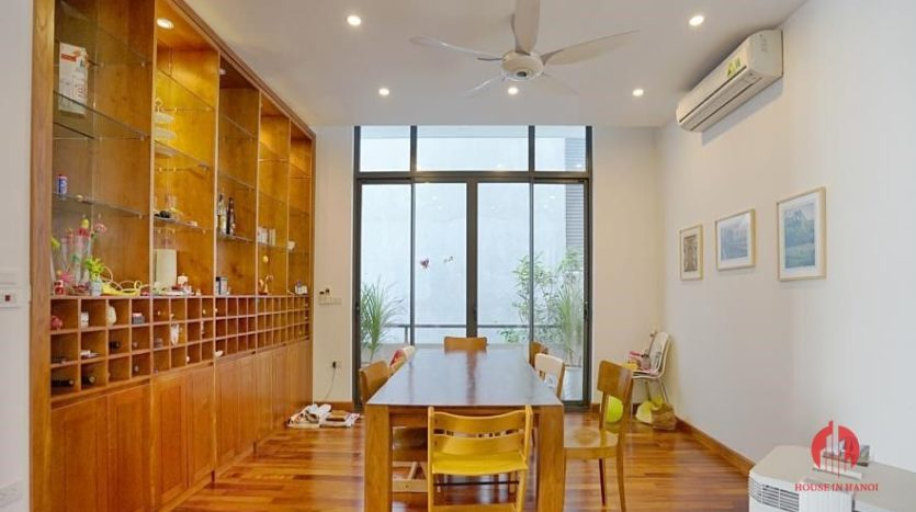house for rent in swimming pool in tay ho 4