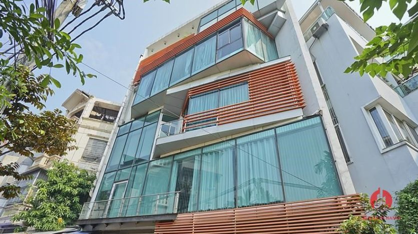 house for rent in tay ho with rooftop swimming pool 14