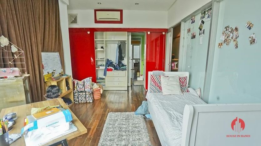 house for rent in tay ho with rooftop swimming pool 15