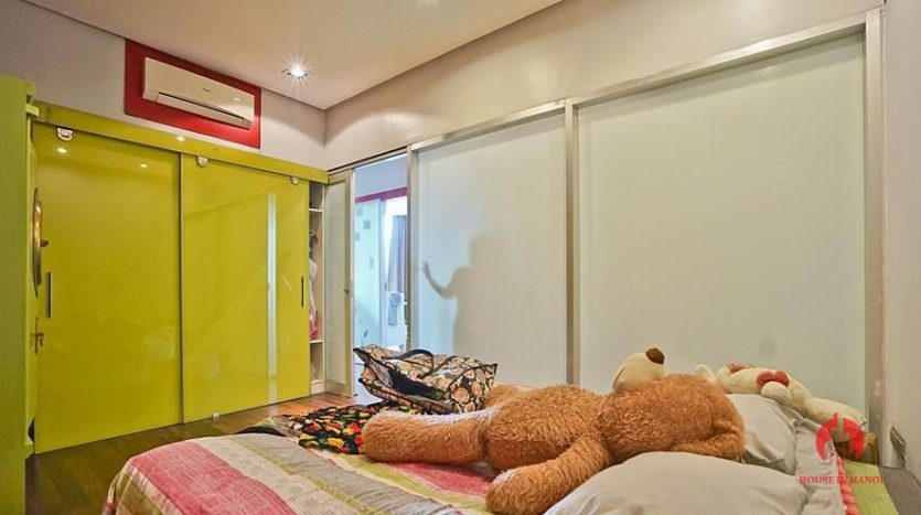house for rent in tay ho with rooftop swimming pool 16