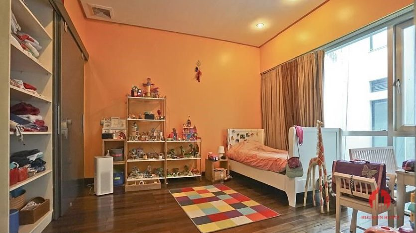 house for rent in tay ho with rooftop swimming pool 4