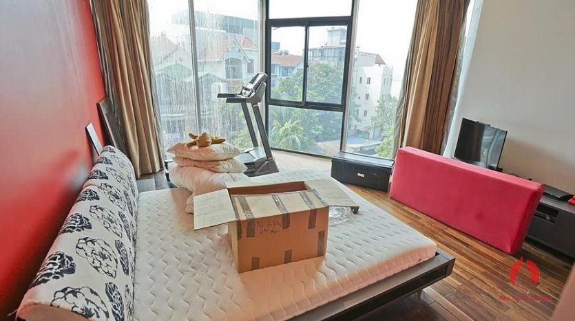 house for rent in tay ho with rooftop swimming pool 5