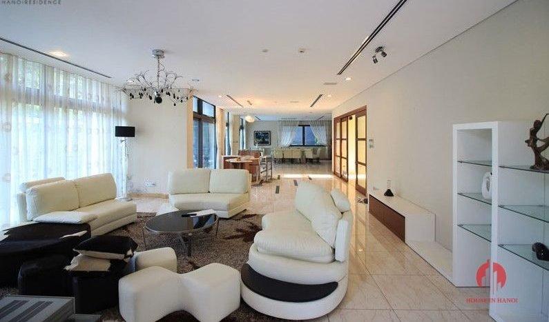 luxury mansion for rent in hanoi 25