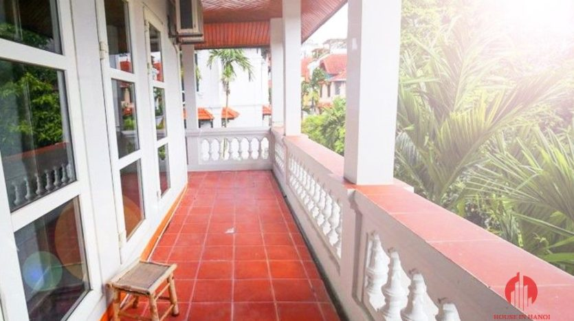 marvellous pool villa for rent in tay ho 12