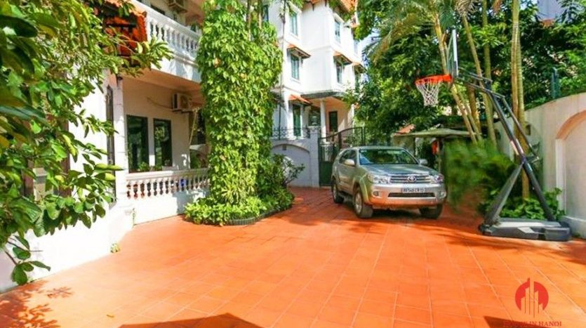 marvellous pool villa for rent in tay ho 15