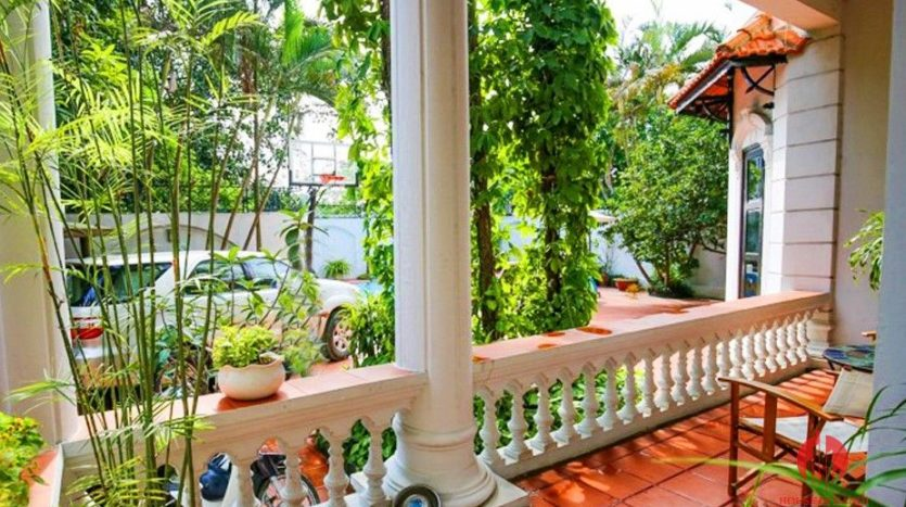 marvellous pool villa for rent in tay ho 20