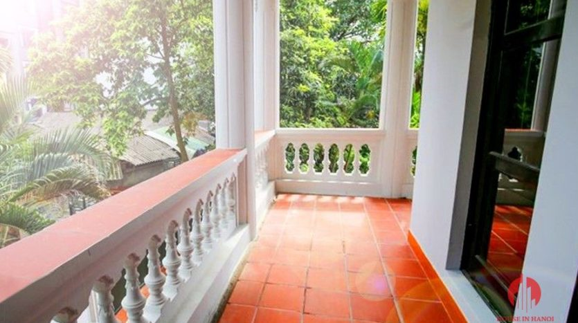 marvellous pool villa for rent in tay ho 22