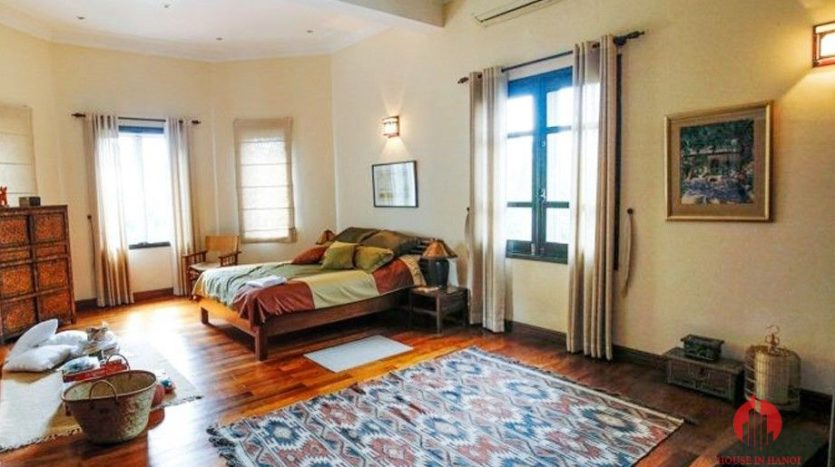 marvellous pool villa for rent in tay ho 25