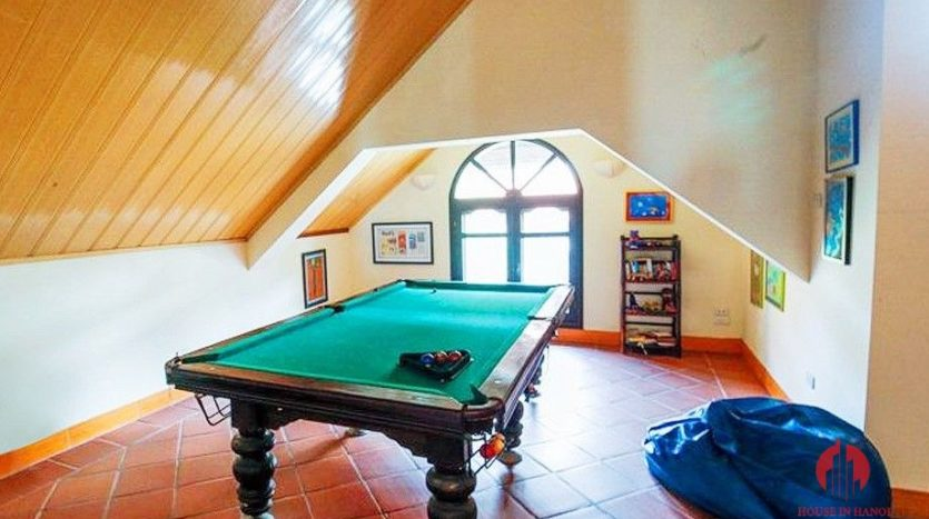 marvellous pool villa for rent in tay ho 4