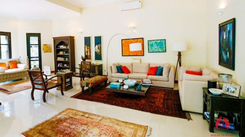 marvellous pool villa for rent in tay ho 6