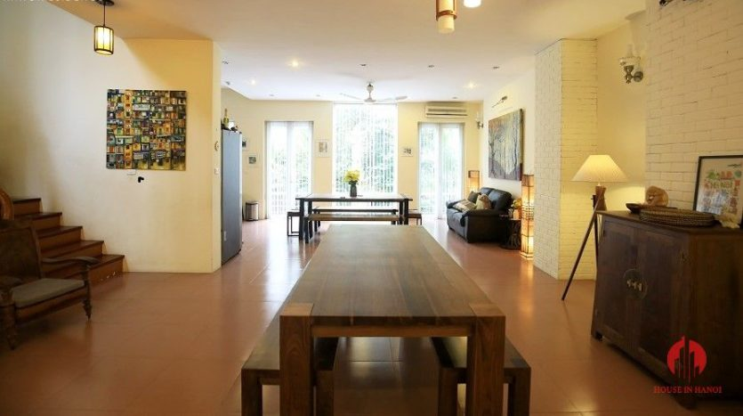 pool villa for rent in quang an 10